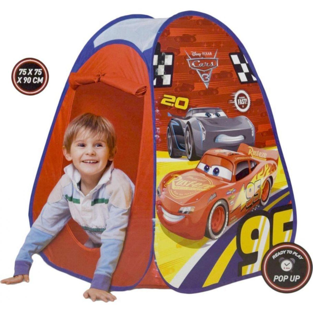 John POP UP stan Cars 75 x 75 x 90cm