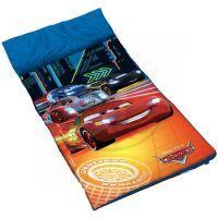John 72503 - Dětský spací pytel Disney Cars (145 x 76cm)