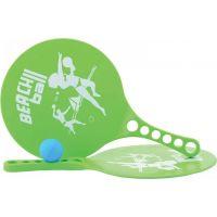 John toy Plážový tenis Zelená