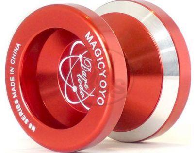 Jojo N8 - Dare to do 48mm hliník/kov - Červená
