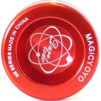 Jojo N8 - Dare to do 48mm kovové s ložiskem - Červená 2