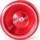 Jojo T5 - Overload 55mm hliník/kov s ložiskem - Červená 2