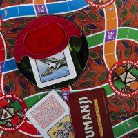 Jumanji společenská hra CZ 5