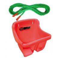 Jungle Gym Houpačka Baby Swing Kit Červená