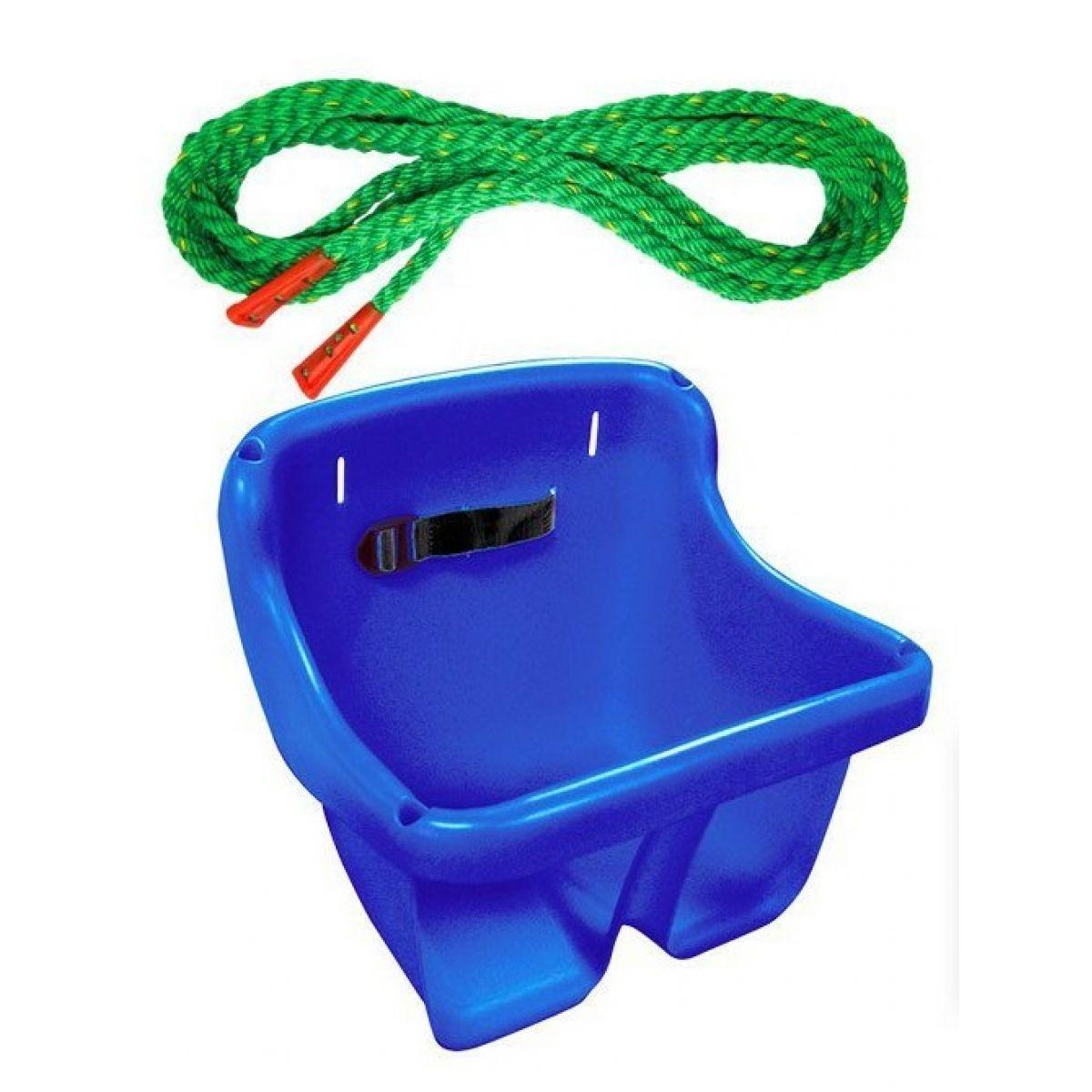 Jungle Gym Houpačka Baby Swing Kit Modrá