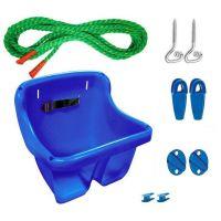 Jungle Gym Houpačka Baby Swing Kit Modrá 2