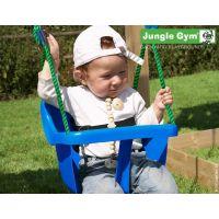 Jungle Gym Houpačka Baby Swing Kit Modrá 3