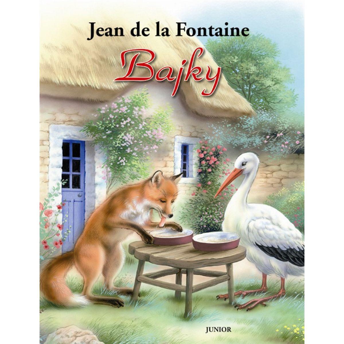 Bajky - La Fontaine, Jean de (Junior 0088873)