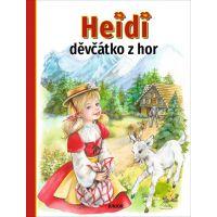 Junior Heidi děvčátko z hor