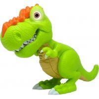 Junior Megasaur ohebný a kousací T-Rex zelený