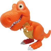 Junior Megasaur T-Rex oranžový