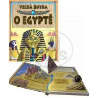 JUNIOR Velká kniha o Egyptě 2