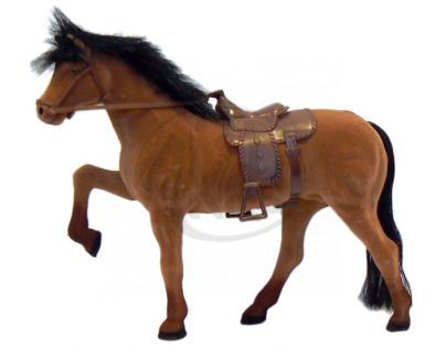 Kůň Hnědý 30cm