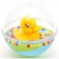 Kačička plávajúce v guli plast 12cm