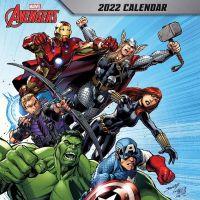 Kalendář 2022 Avengers