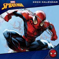 Kalendář 2022 Spiderman