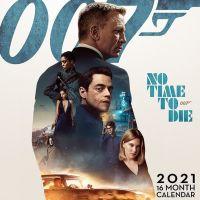 Epee Merch Kalendář James Bond 2021