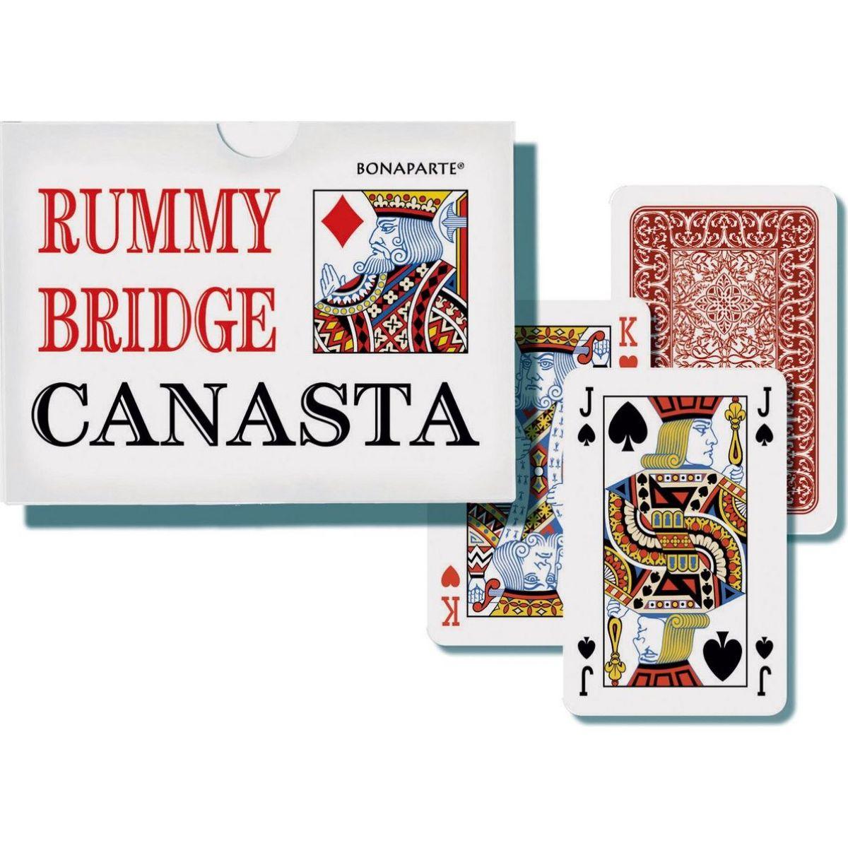Bonaparte Karetní hra Canasta BONAPARTE