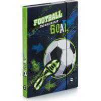 Karton P+P Box na sešity A4 Futbal