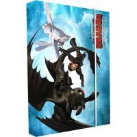 Karton P+P Box na sešity A4 Jak vycvičit draka