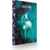 Karton P+P Box na sešity A5 Unicorn 1