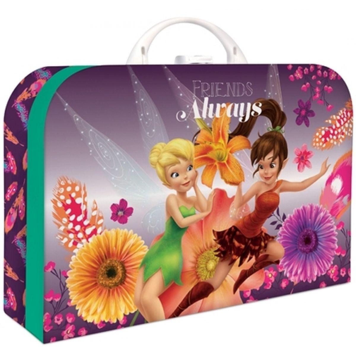 Karton P+P Disney Kufřík Fairies velký