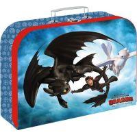 Karton P+P Kufřík lamino 34 cm Jak vycvičit draka
