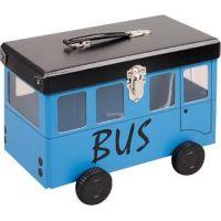 Kazeto Dětský kufřík Autobus