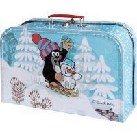 Kazeto 767-8703-0035-8103 - Kufřík Krtek a sněhulák 35 cm