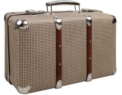 Kazeto Nýtovaný kufr