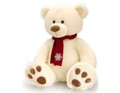 Keel Plyšový Medvídek 35 cm - Krémová světlá