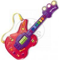 Keenway elektronická kytara se zvuky
