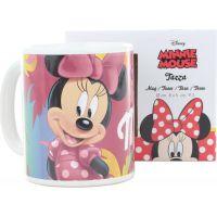 Keramický hrneček Disney Minnie 310 ml