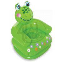 Intex 68556 Křeslo nafukovací zvířátko - Žába