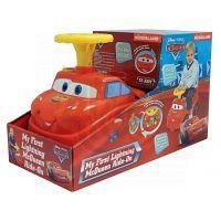Kiddieland 034769 - Odstrkovadlo Cars McQueen se zvuky 2