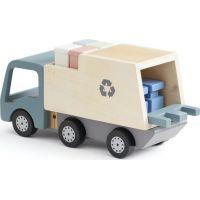 Kids Concept Smetiarské auto Aiden drevené