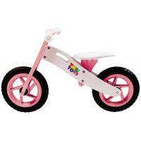 KidsHome Balanční kolo - růžové (02057)