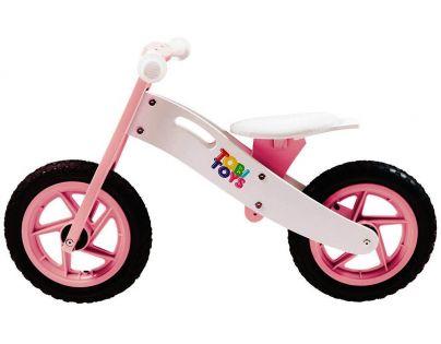 KidsHome Balanční kolo Růžová