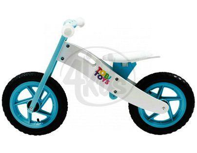 KidsHome Balanční kolo - modré (02056)