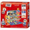KidsHome Garáž 2 patra s dráhou a 6 aut (BF727488) 3
