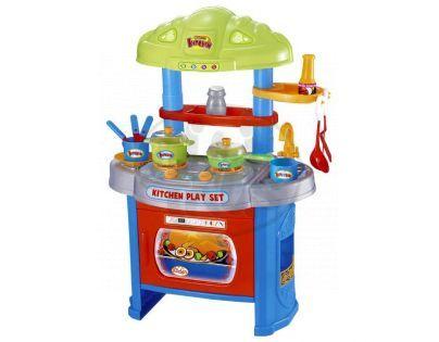 KidsHome Kuchyňka se zvukovými a světelnými efekty (02069)