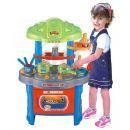 KidsHome Kuchyňka se zvukovými a světelnými efekty (02069) 2