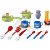 KidsHome Kuchyňka se zvukovými a světelnými efekty (02069) 3
