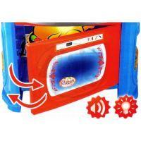 KidsHome Kuchyňka se zvukovými a světelnými efekty (02069) 6