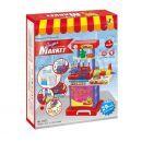 KidsHome KidsHome Supermarket Pokladna Kuchyňka v kufříku (02075) 3