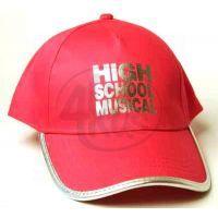 """Licence Only D28003 - Letní kšiltovka dívčí """"High School Musical"""" černá vel. 56 2"""