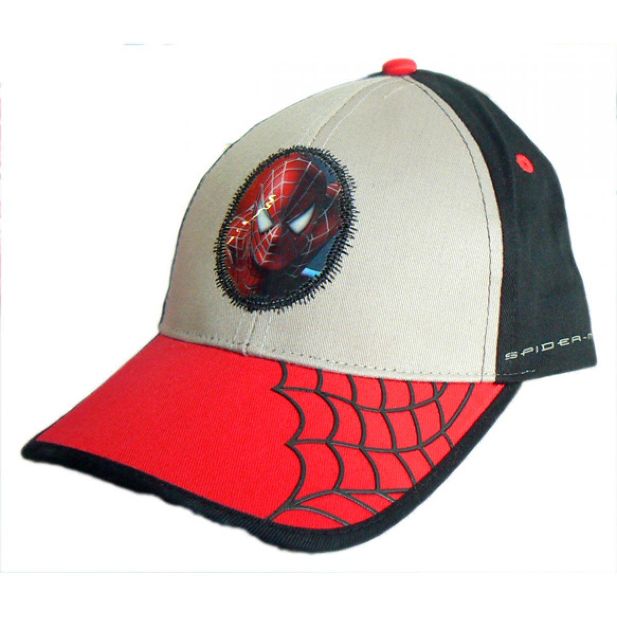 """Licence Only S90022 -   Letní kšiltovka """"Spiderman"""" vel.54"""