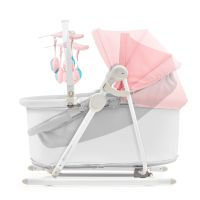 Kinderkraft Lehátko 5v1 Unimo Light Pink 6