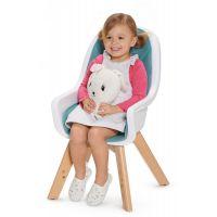 Kinderkraft Židlička jídelní 2v1 Tixi Turquoise 4