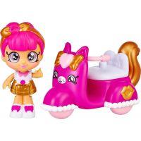TM Toys Kindi Kids Mini skůtr Lippy Lulu